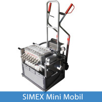 "Klein-Filterpresse ""SIMEX Mini Mobil"" (SMM) – DE"