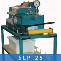 Kammerfilterpresse SLP25 – CZ