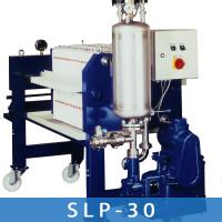 Kammerfilterpresse SLP30 – CZ