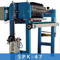 Kammerfilterpresse SPK47 – DE