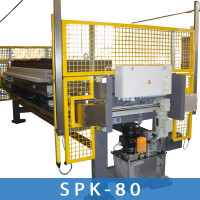 Kammerfilterpresse SPK80 – DE